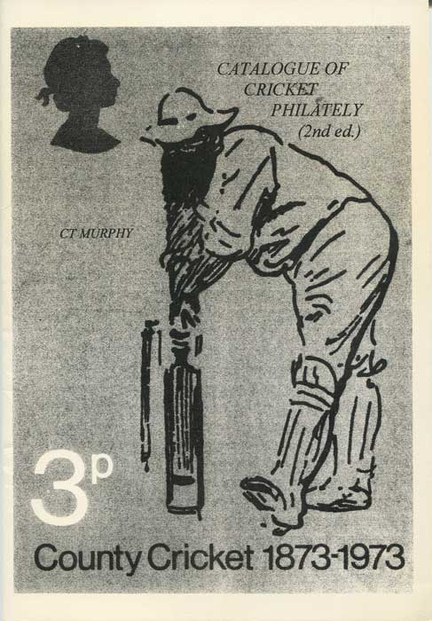 MURPHY C.T. Catalogue of Cricket Philately
