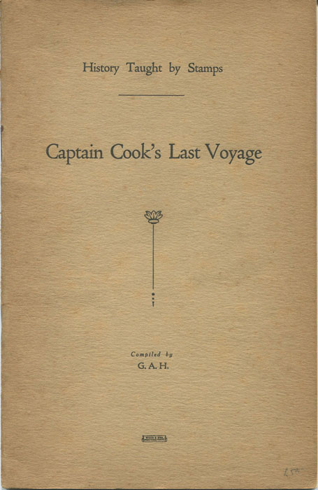 HIGLETT G.A. Captain Cook