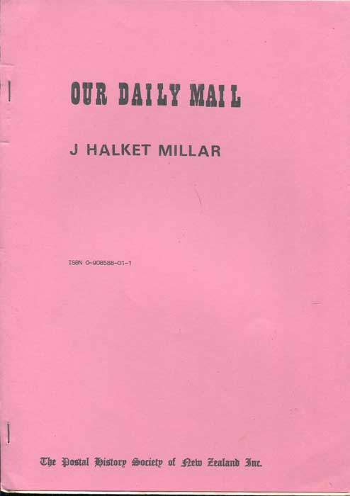 HALKET MILLAR J. Our Daily Mail