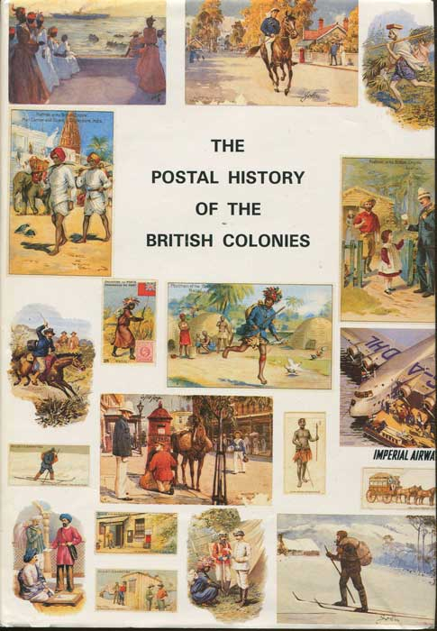 PROUD Edward B. The Postal History of British Aden (1839-1967)