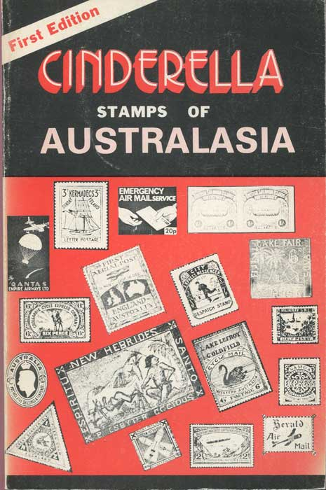HORNADGE Bill Cinderella Stamps of Australasia