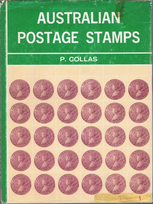 COLLAS P. Australian Postage Stamps