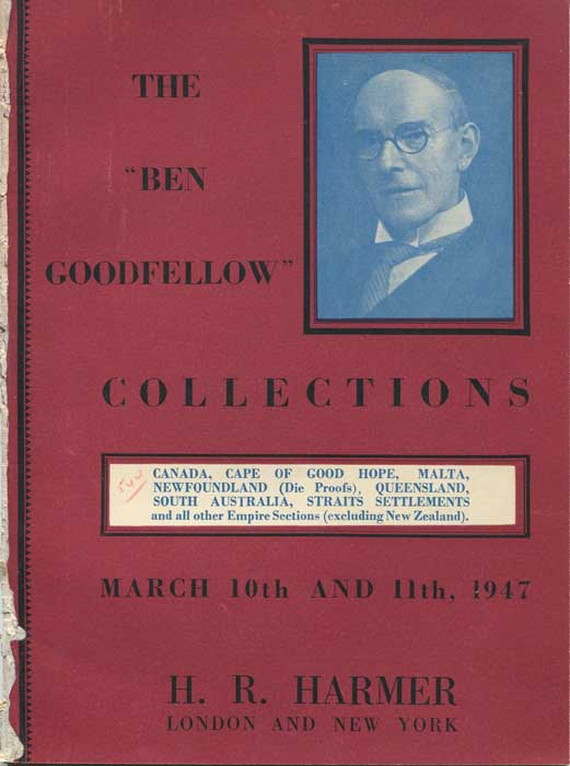 1947 (10-11 Mar) Ben Goodfellow collections