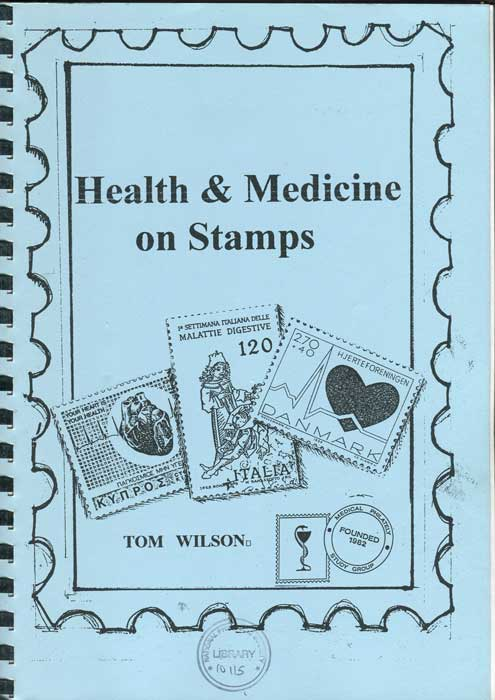 WILSON Tom Health and Medicine on stamps