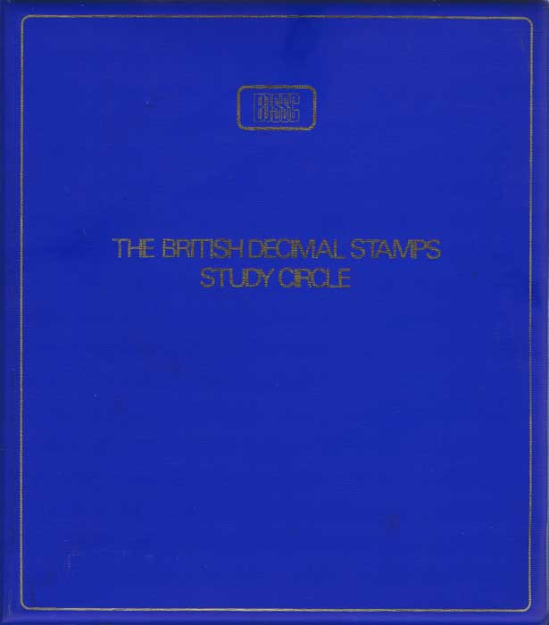 G.U.I.D.E.C. The GUIDEC Reference Catalogue of British Decimal Stamps