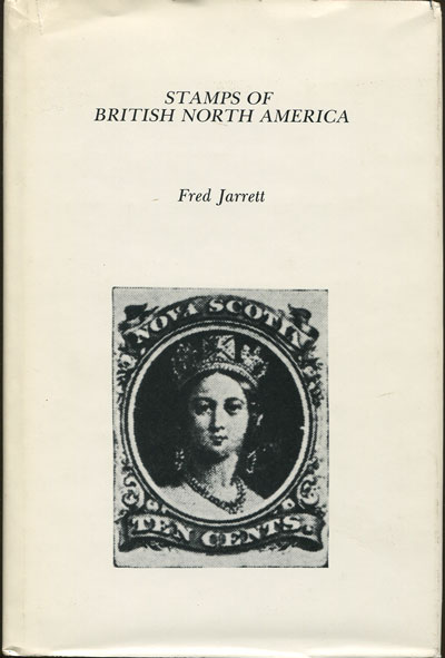 JARRETT F. Stamps of British North America.