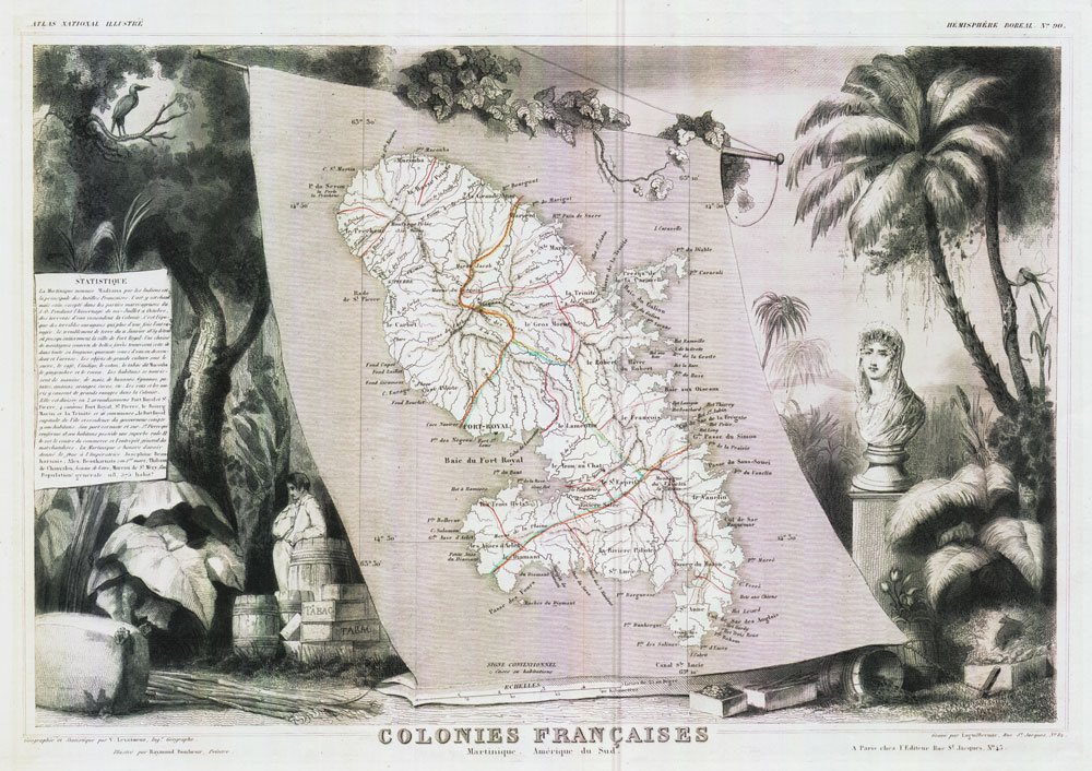 LEVASSEUR V. Colonies Francaises Martinique