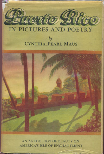 MAUS C.P. Puerto Rico in pictures and poetry.