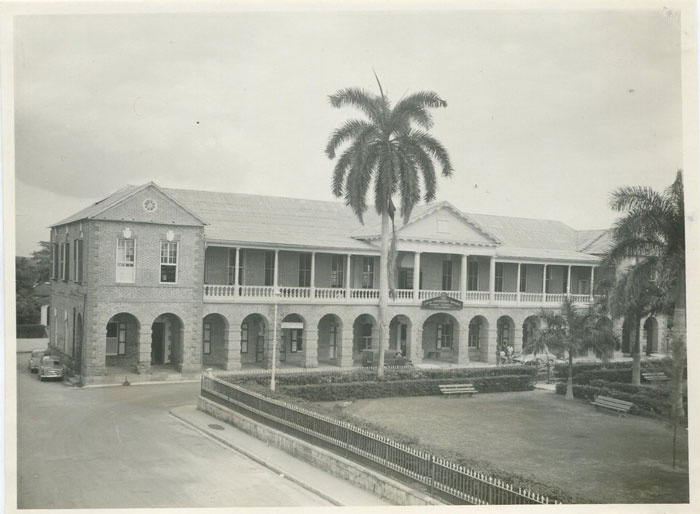 JAMAICA Old Assembly Building