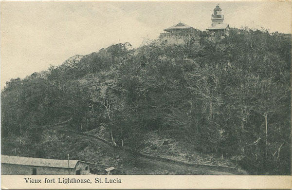 ANON Vieux fort Lighthouse, St Lucia