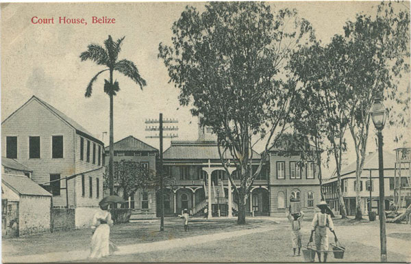 ANON Court House, Belize