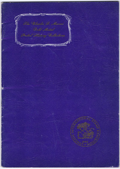 1952 (24 Oct) Charles F. Meroni British Postal History collection.
