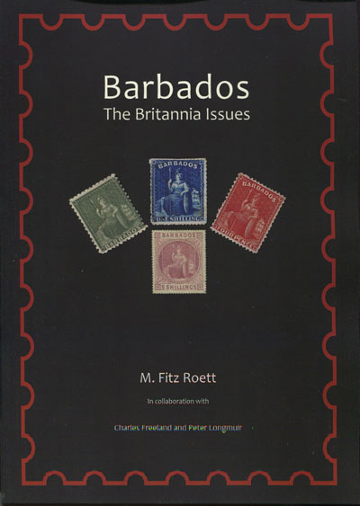 ROETT M. Fitz Barbados. The Britannia Issues.