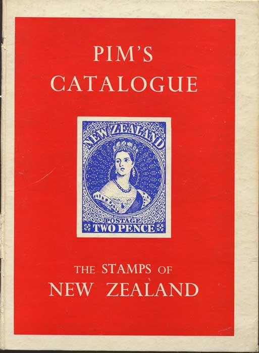 PIM The Stamps of New Zealand. Pim