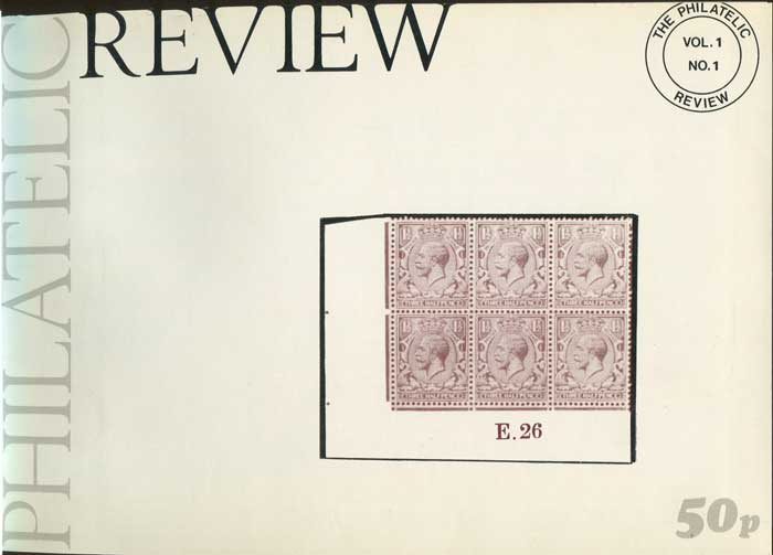 JACKSON Mike The Philatelic Review